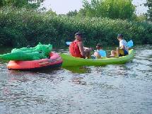 Il canale : l'avventura sul filo dell'acqua