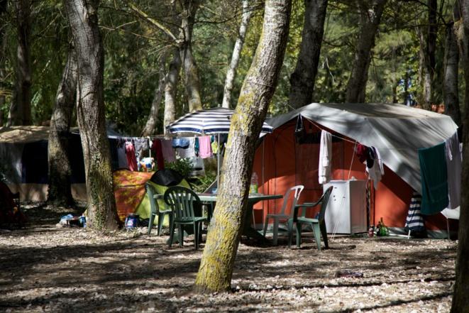 Il campeggio : Spazio ed ossigeno